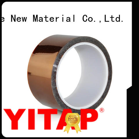 polyimide masking all temperature types of electrical tape YITAP Brand