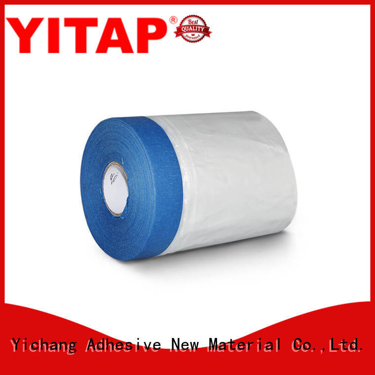 YITAP 3m painters tape how to use for corners