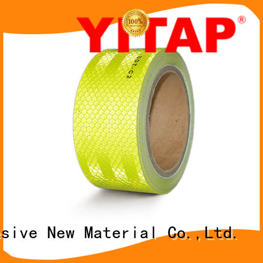 YITAP reflective tape uses for manufacturing