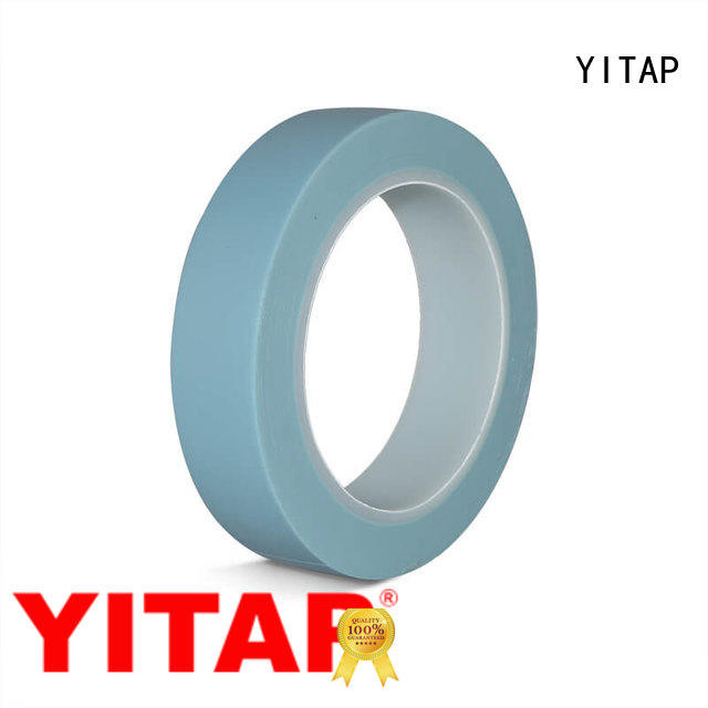 YITAP transparent brown masking tape on a roll for eyelash