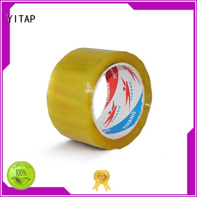 YITAP colored packing tape price for auto after service