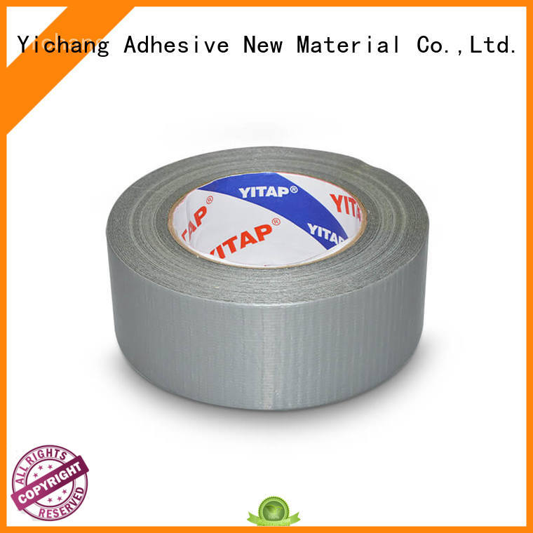 Easy To Tear Waterproof Hot Melt Colored  Strong Adhesive Cloth Duct Tape
