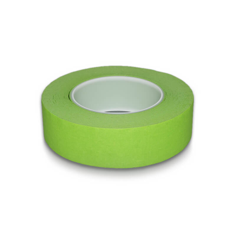 Heat Resistant Removable Automotive Paint Paper Crepe Masking Tape