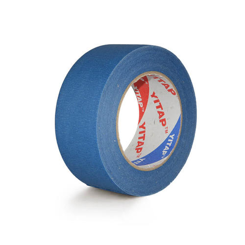 Waterproof Removes Cleanly Crepe Paper Joint 3M Blue Painter Masking Tape