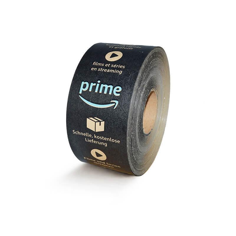 Custom Printed Water Activated Seal Box Kraft Gum Paper Gummed Tape