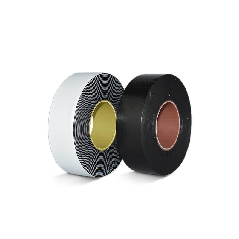 Waterproof Electrical Insulated EPR Self Amalgamating Fusing Rubber Tape