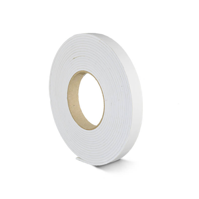 High Density Closed Cell Double Sided Eva Foam Strips Adhesive Tape