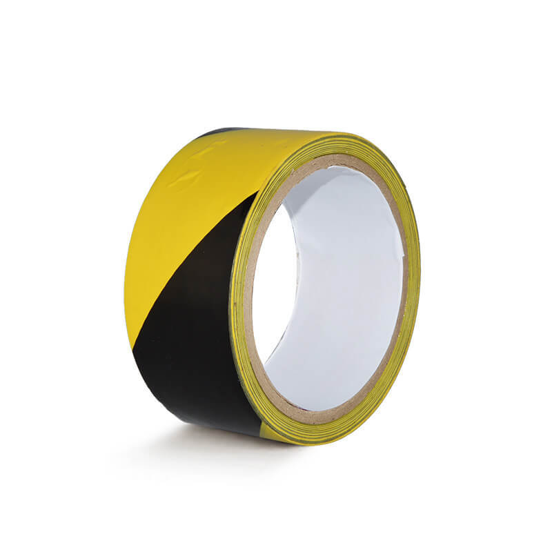 Durable Aisle Floor Safety Vinyl Line Marking Tape