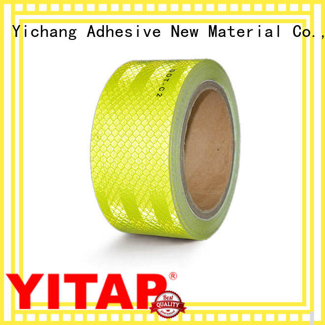 YITAP reflective tape red supply for industries