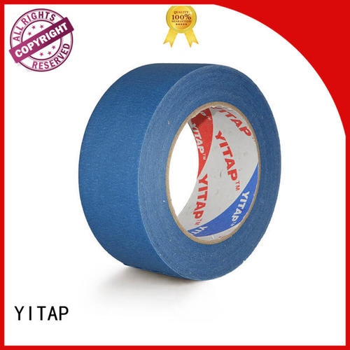 blue white painters tape paper for painting YITAP