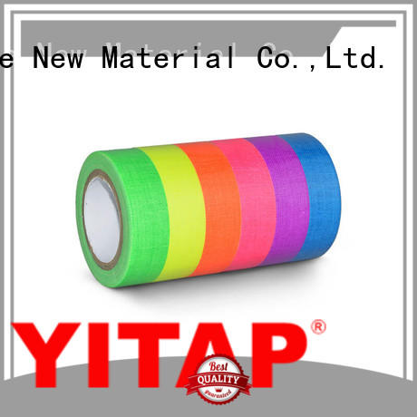 YITAP glow in the dark safety tape manufacturers for garment industry