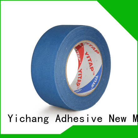YITAP durable green painters tape bulk production for industry