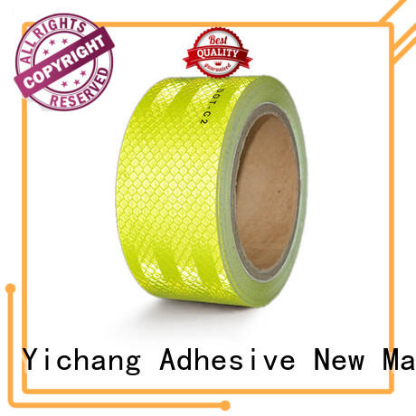 colored trailer reflective tape supply for manufacturing