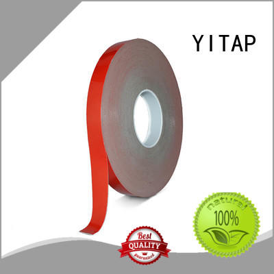 strong bonding double sided foam tape high quality for walls