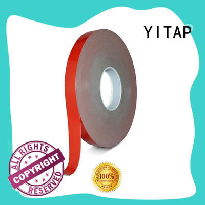 YITAP strong bonding acrylic foam tape high quality for cars