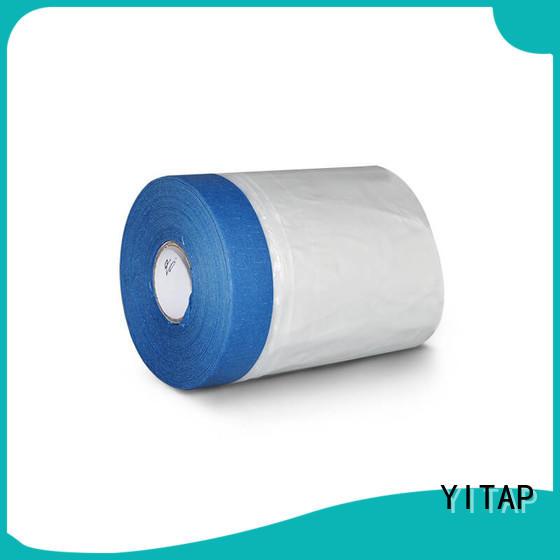YITAP masking white painters tape bulk production for industry