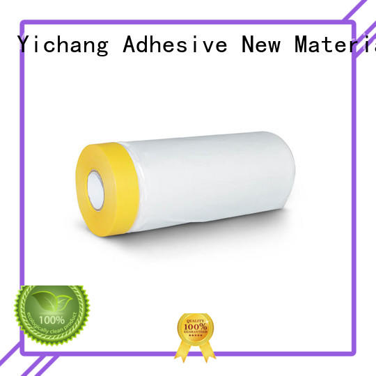 transparent wide masking tape for fabric