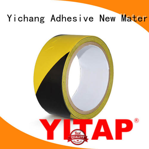 floor yellow floor tape OEM floor shapes YITAP