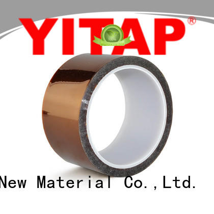 YITAP removable white electrical tape production for packaging