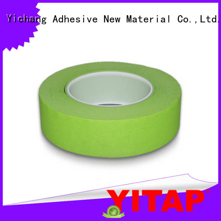 removable auto masking tape for fabric