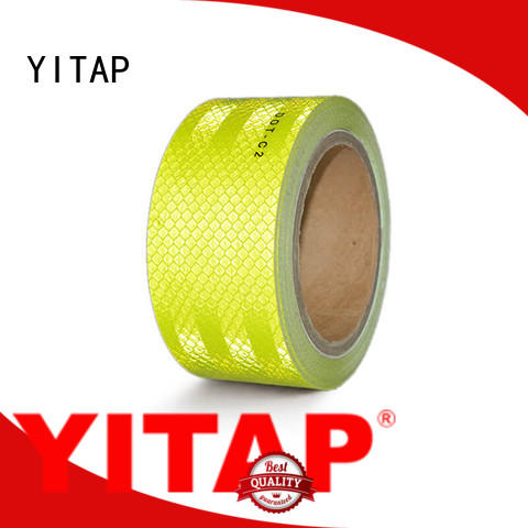 yellow reflective tape diamond for industries YITAP