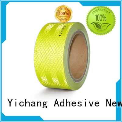 YITAP conspicuity tape uses for industries