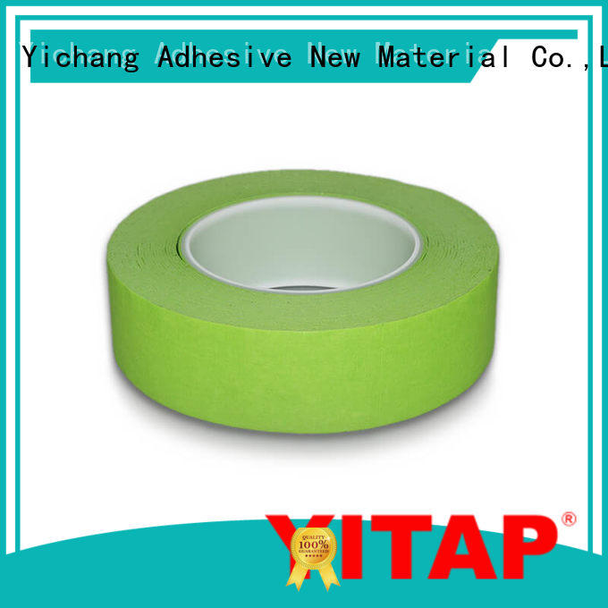 removable 3m automotive masking tape for packaging