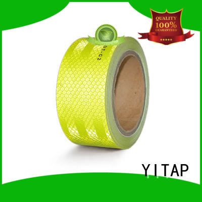 YITAP reflective safety tape supply for trailers