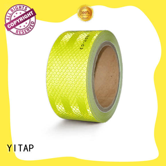 durable reflective tape supply for construction
