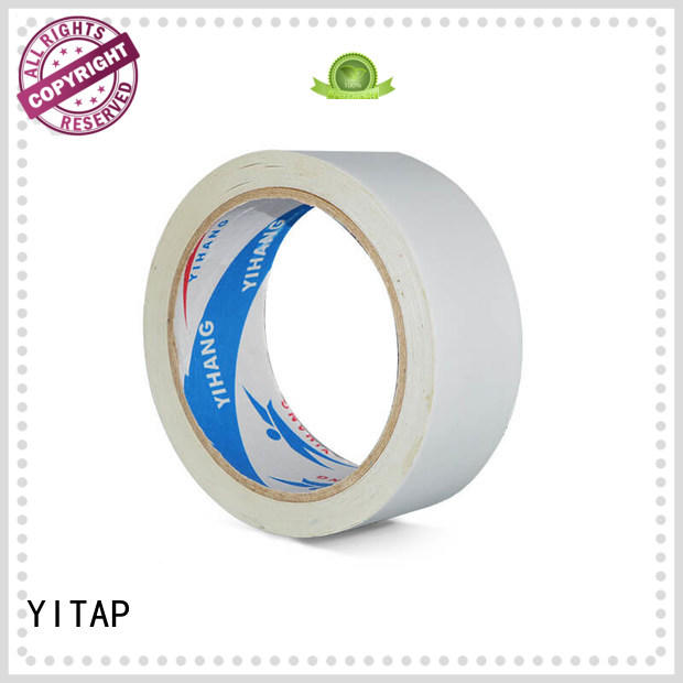 Acrylic Adhesive Non Woven-tissue Paper Coated Double Side Tissue Tape
