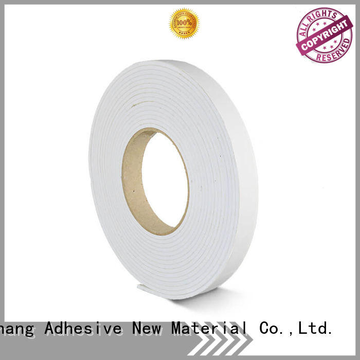 strong bonding automotive double sided foam tape medical for office