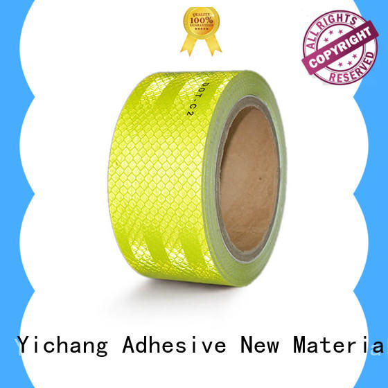 YITAP durable reflective safety tape uses for construction