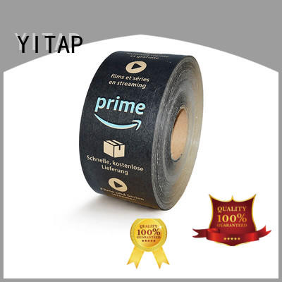 YITAP custom packing tape price for auto after service