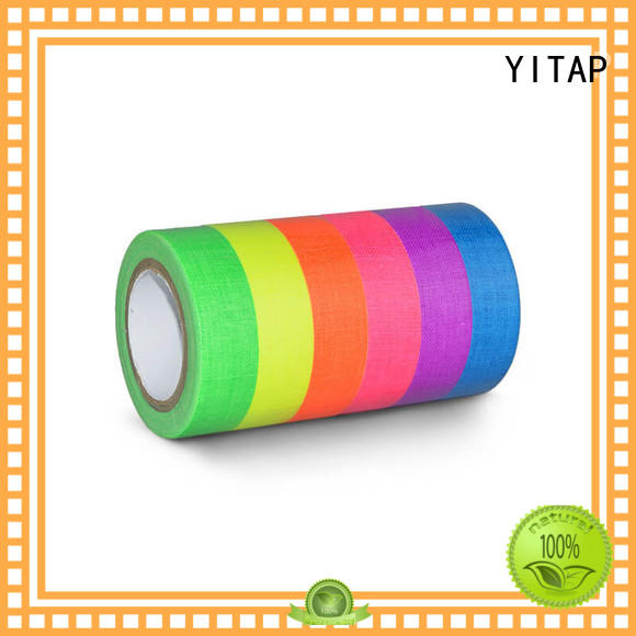 YITAP fluorescent tape in China for windows