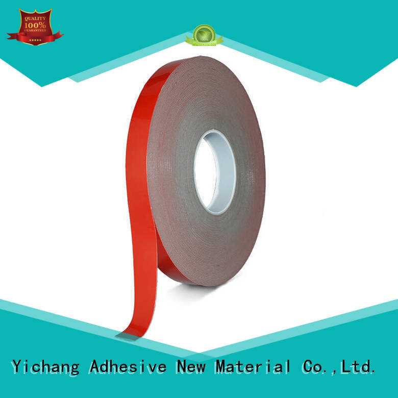 high density acrylic foam tape heavy duty for walls