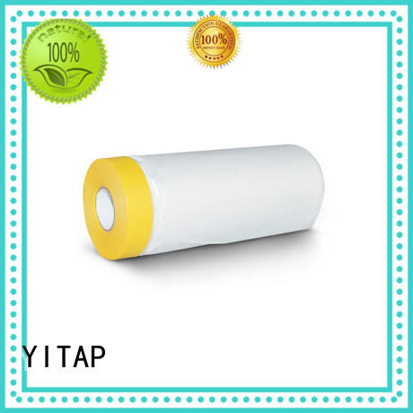 YITAP best automotive masking film permanent for packaging