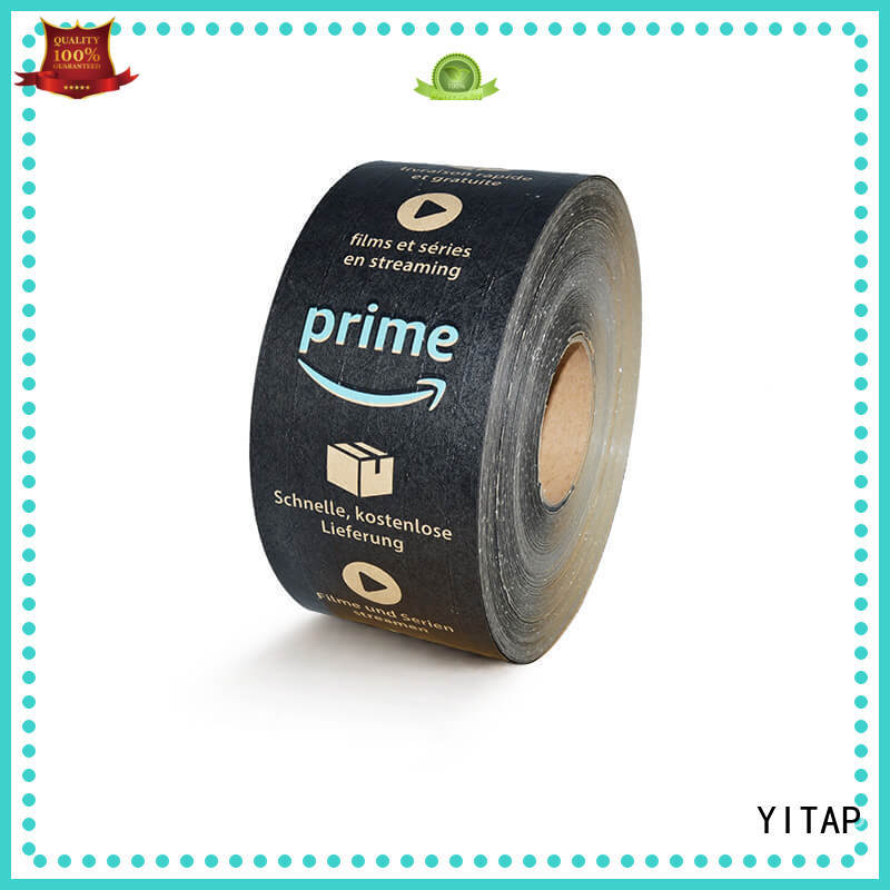YITAP bopp paper packing tape wholesale for cars