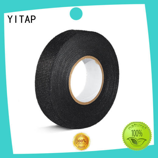Soft and Flexible Automotive Wire Harness Fleece Insulation Wrapping PET Cloth Tape