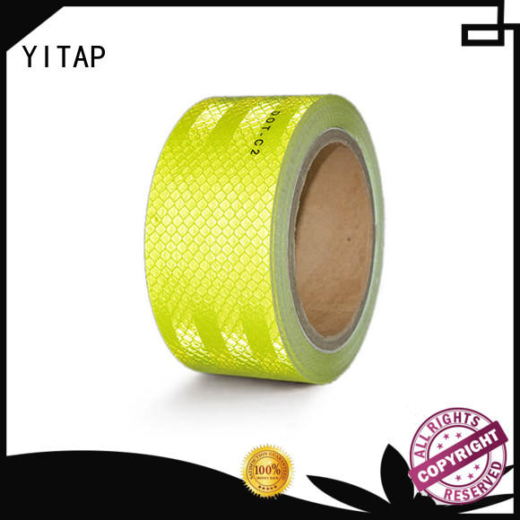 YITAP custom reflective safety tape for manufacturing