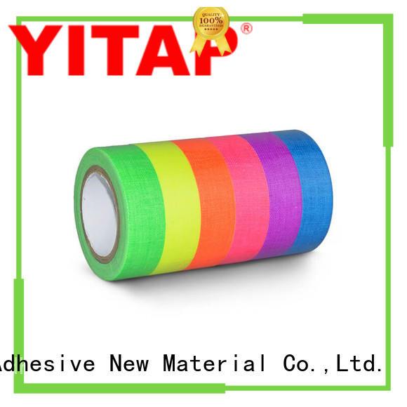 YITAP photoluminescent tape types for windows