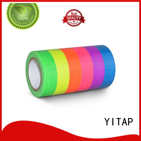 YITAP portable best glow in the dark tape in China for doors