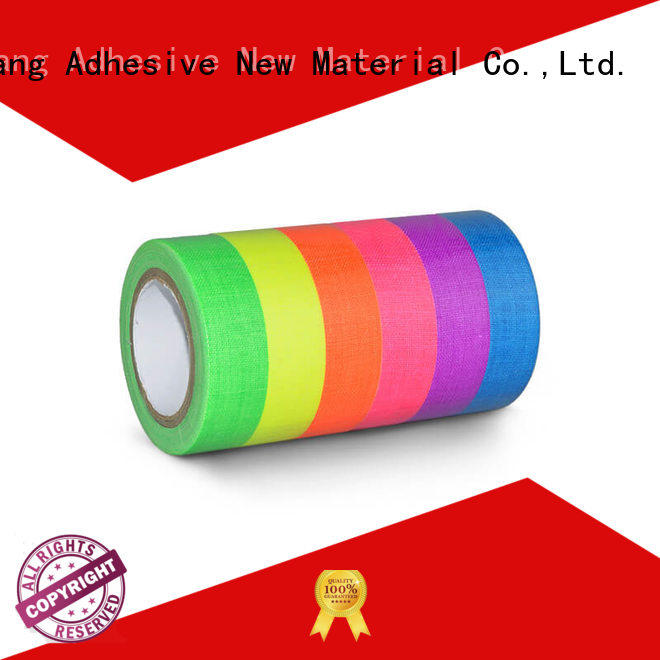 portable fluorescent tapetypes for doors