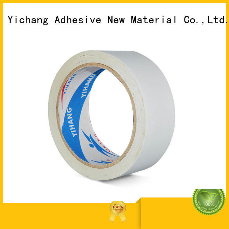 YITAP portable double sided tissue tape types for garment industry