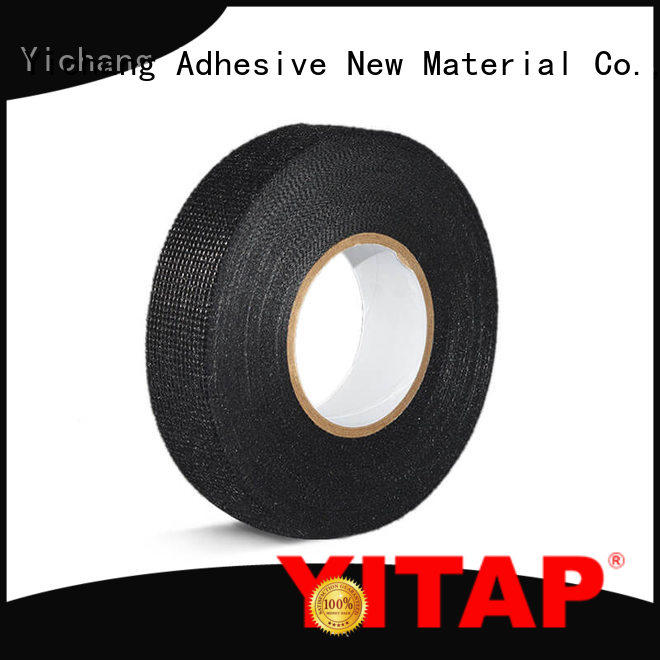 YITAP sticky automotive paint masking tape for fabric