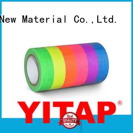 portable glow in the dark duct tape types for garment industry