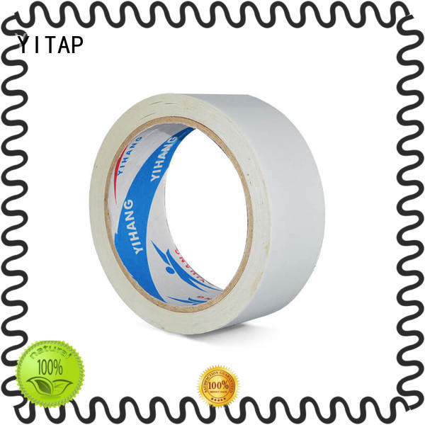 solvent based double coated tissue tape manufacturers for garment industry YITAP