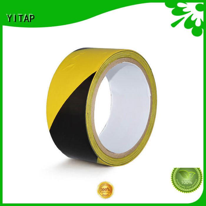 Durable Aisle Floor Safety Vinyl Line Marking Tape