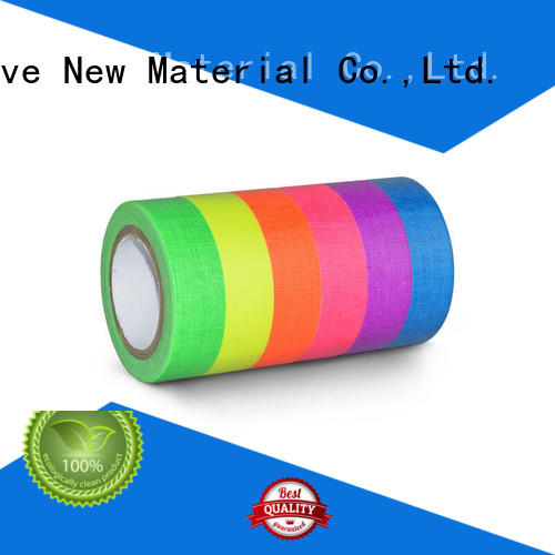 neon glow in the dark safety tape free sample