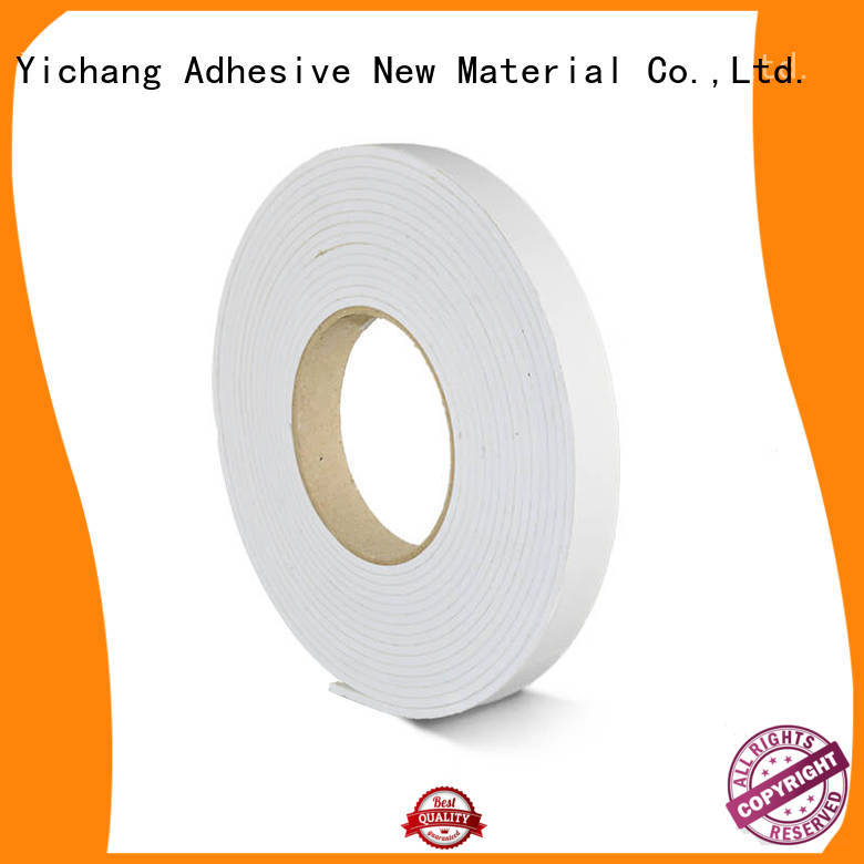 high density double stick foam tape price for office YITAP