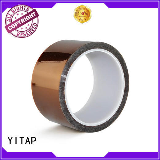 YITAP white electrical tape production for packaging